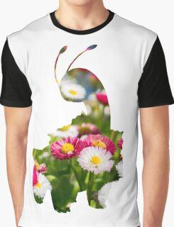 Meganium used petal blizzard Graphic T-Shirt