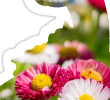 Meganium used petal blizzard Sticker