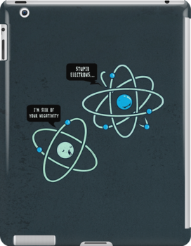 Negative Atom by BootsBoots