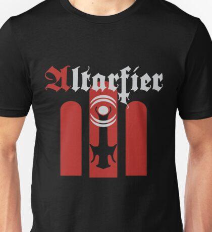 Altarfier - MidEvil Logo Unisex T-Shirt