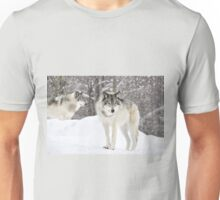 The watch....Timber Wolves Unisex T-Shirt