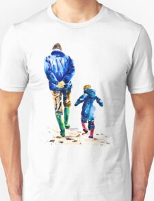A Walk With Grandad T-Shirt