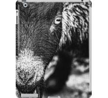 Afrikanische Zwergziege iPad Case/Skin