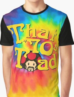 That 70's Toad Graphic T-Shirt