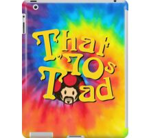 That 70's Toad iPad Case/Skin