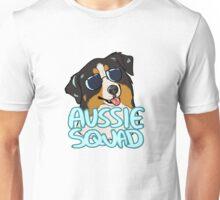 AUSSIE SQUAD (black tri) Unisex T-Shirt