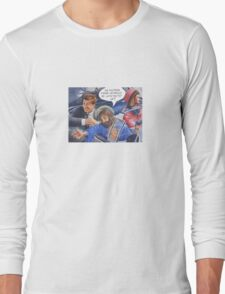 Camelot Lost In a Shot Long Sleeve T-Shirt