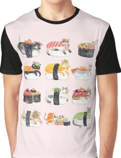 Nekozushi Graphic T-Shirt