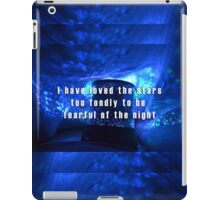 In Love With The Stars iPad Case/Skin