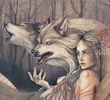Forest Spirit by LorenAssisi