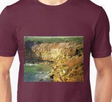 Coastline along Great Ocean Rd. Vic. Australia Unisex T-Shirt