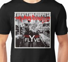 Turnstyle Puppets - Flyve Unisex T-Shirt