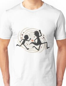 runningman Unisex T-Shirt