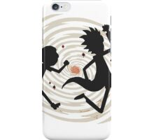 runningman iPhone Case/Skin