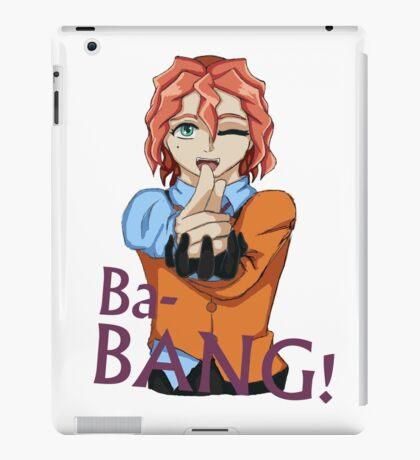 Dennis Macfield - Ba-Bang! iPad Case/Skin