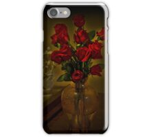 The Moody Reds iPhone Case/Skin