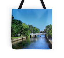 Elwood Canal - Victoria - Australia Tote Bag