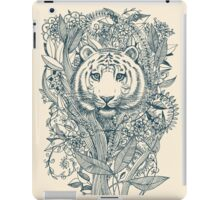 Tiger Tangle iPad Case/Skin