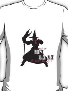 Miqo'te Black Mage T-Shirt