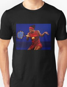 Serena Williams painting Unisex T-Shirt