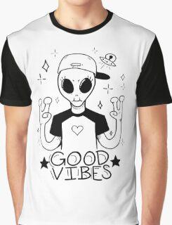 ~GOOD VIBES~ Graphic T-Shirt