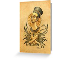 Nefertiti Greeting Card