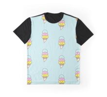 Mr Softy  Graphic T-Shirt