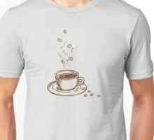Coffee Bean Unisex T-Shirt