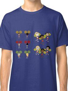 cheerleader dance cheering Classic T-Shirt
