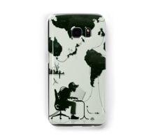 The Nexus Samsung Galaxy Case/Skin