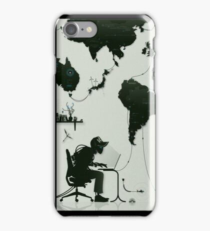 The Nexus iPhone Case/Skin