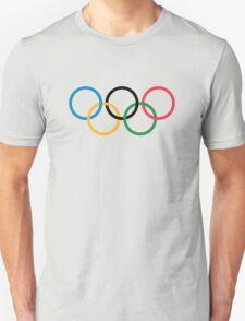OLYMPIC RINGS | Rio 2016 Unisex T-Shirt