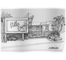 A Coronado Island Motel Poster