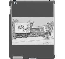 A Coronado Island Motel iPad Case/Skin