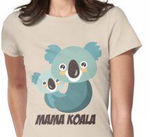 MAMA KOALA Womens Fitted T-Shirt