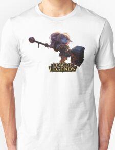 Poppy - League of Legends Unisex T-Shirt
