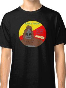 SASSY FOODS | The Big Lez Show Classic T-Shirt