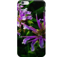 flowers of camelot iPhone Case/Skin