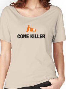 Cone Killer (4) Women's Relaxed Fit T-Shirt