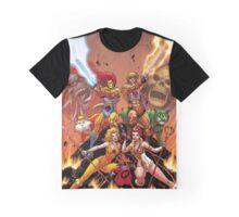 THUNDERCATS & HE-MAN  Graphic T-Shirt