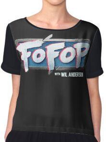 FOFOP 2016 Logo Chiffon Top