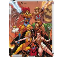 THUNDERCATS & HE-MAN  iPad Case/Skin