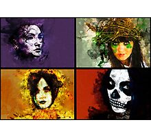 The Four Seasons Photographic Print