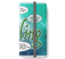 Healing iPhone Wallet/Case/Skin