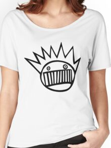 Boognish Logo Women's Relaxed Fit T-Shirt