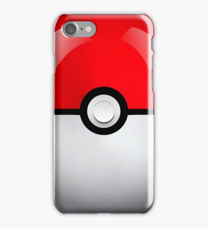 Pokemon Go Ball iPhone Case/Skin