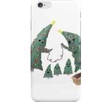 Christmas Clothes iPhone Case/Skin