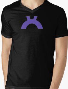 Pokemon Go - Black and Purple Trainer Mens V-Neck T-Shirt