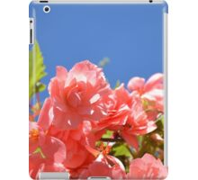 Pink Spring flowers iPad Case/Skin