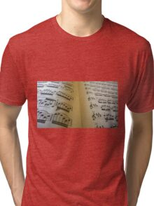 Music in the Middle Tri-blend T-Shirt